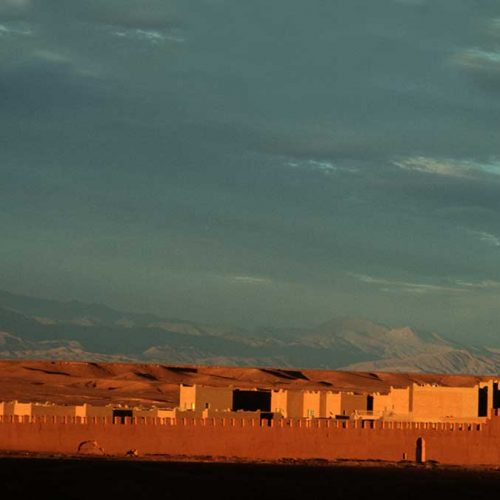 Kasbah: Marocco
