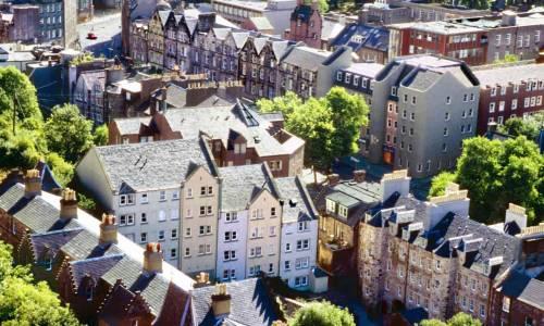 Edimburgo – Scozia