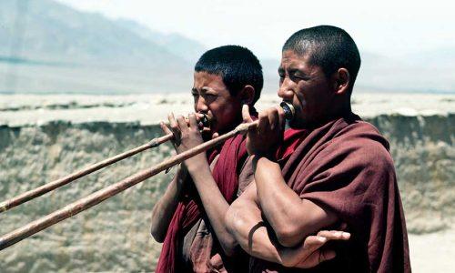 Himalaya: sulle vie dei pellegrini