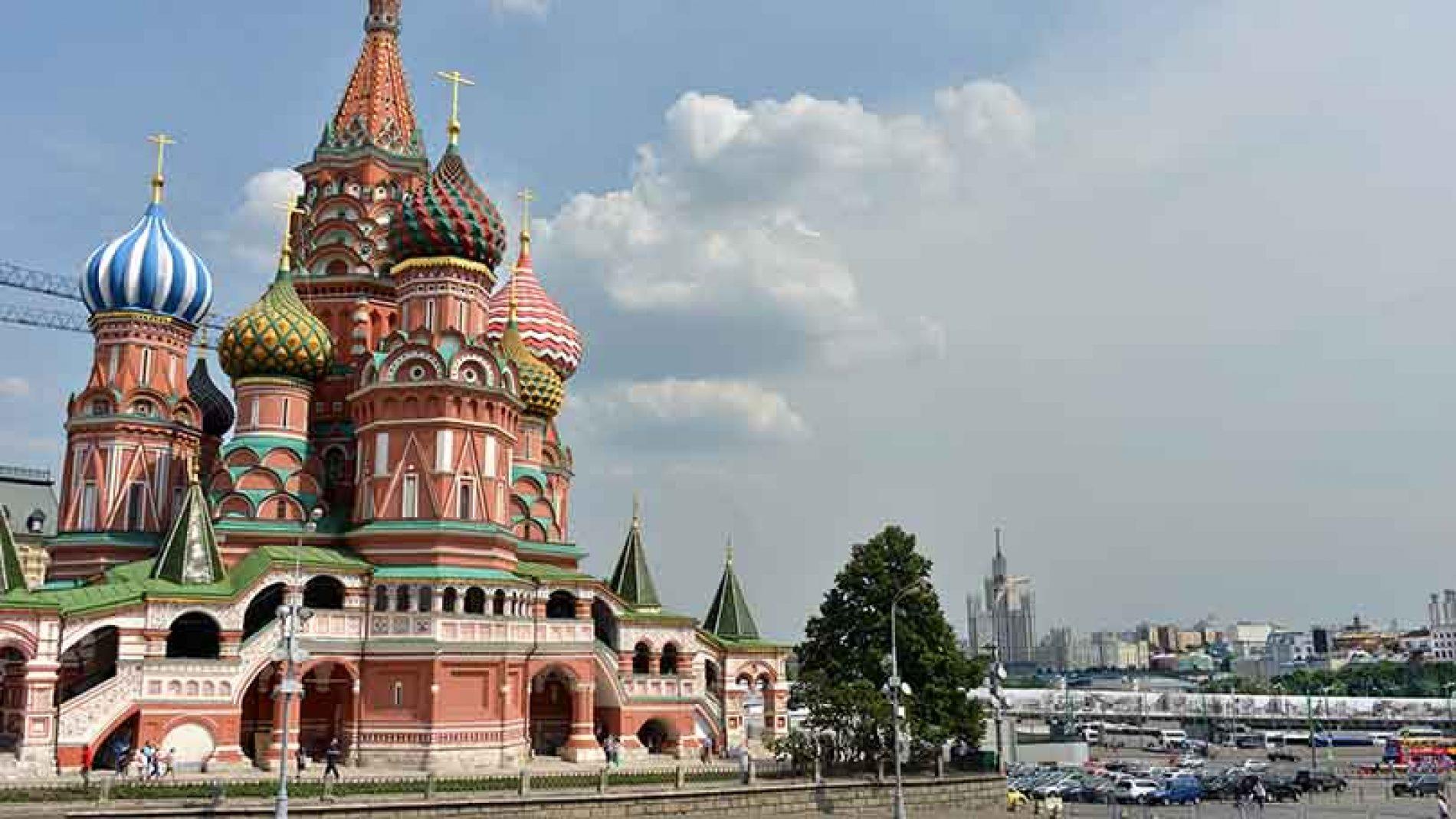 Mostre: Russia
