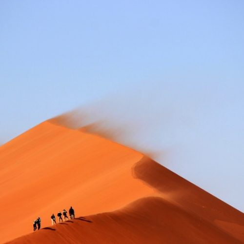 Sahara la via dell' ovest