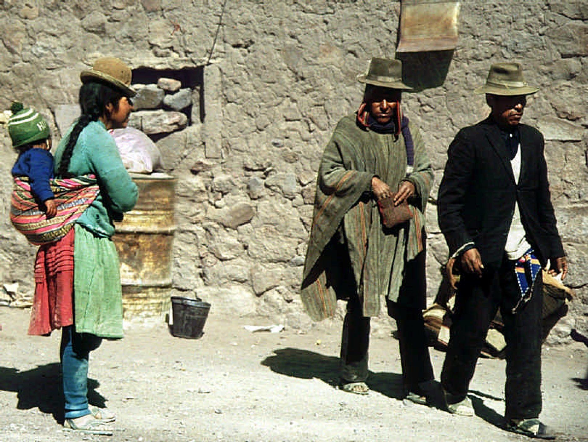 Attraverso le Ande