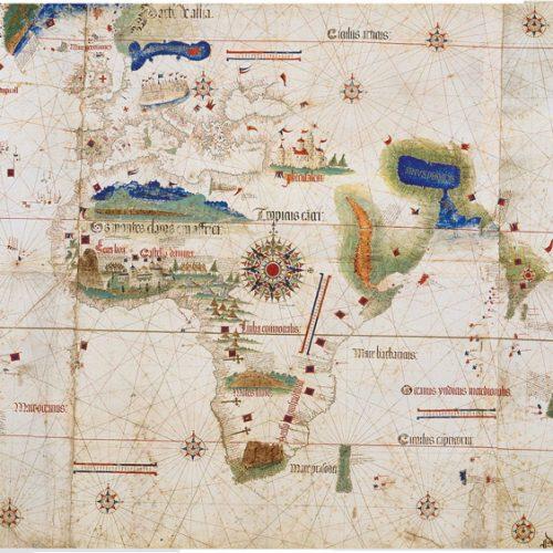 Esplorazioni e cartografia del Nuovo Mondo