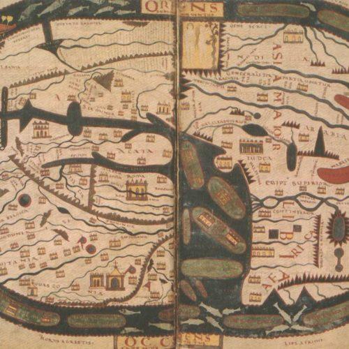 Cartografia medievale dell'Asia