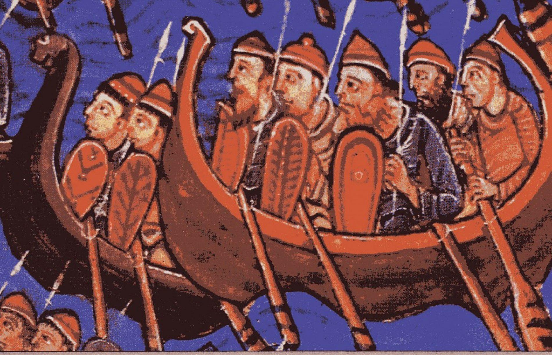 Le rotte dei Vikinghi