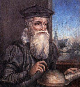 Mercatore. Madrid Museo Naval