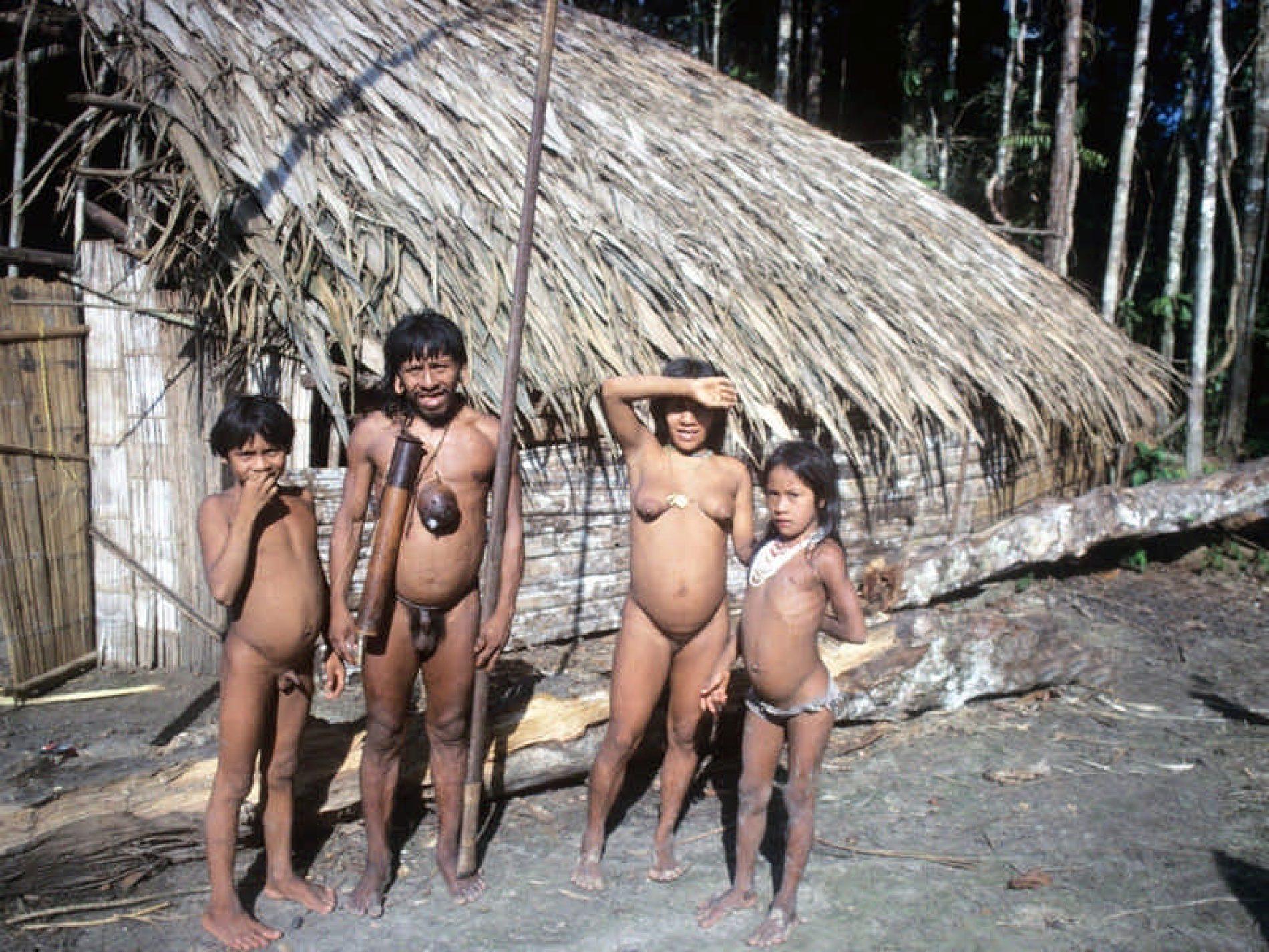 Waorani Aucas