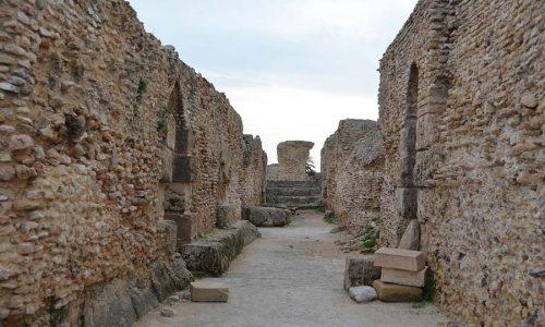 Cartagine: antica città africana