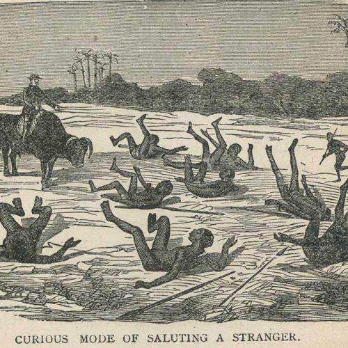Cercando le sorgenti del Nilo