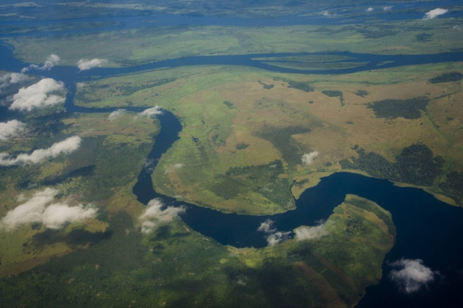 Sul fiume Congo