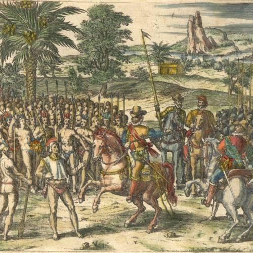Francisco Pizarro e la conquista del Peru