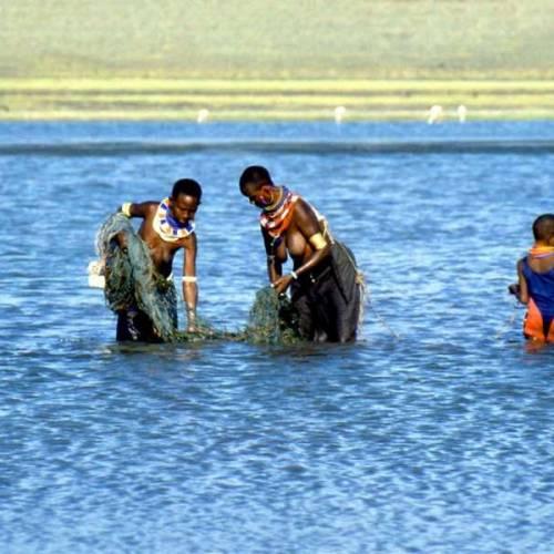 Via del Nilo: tra sorgenti e cascate