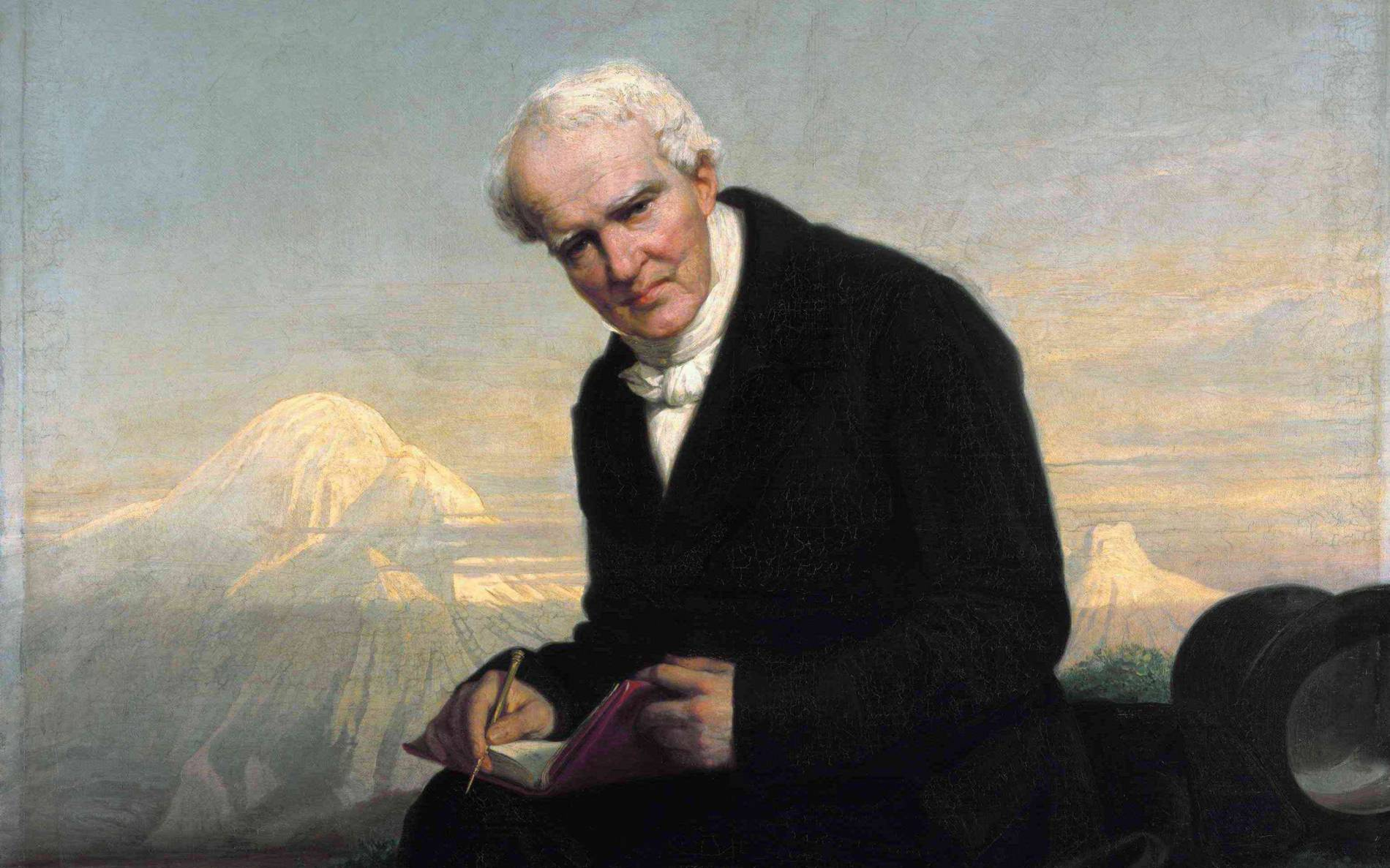 L'America di Alexander von Humboldt