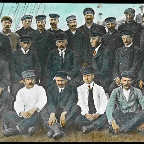 Antartide Roald Amundsen