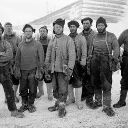 Antartide Robert Falcon Scott