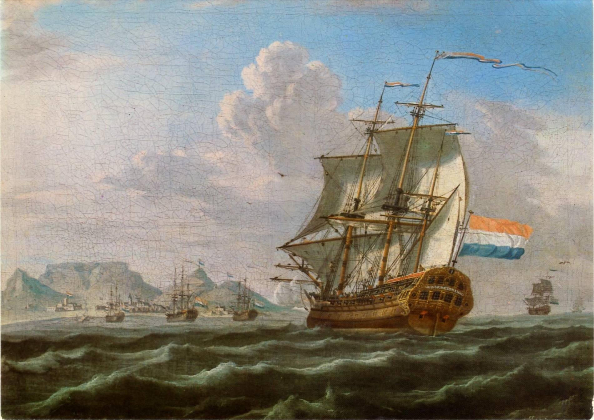 Olandesi  nel Pacifico