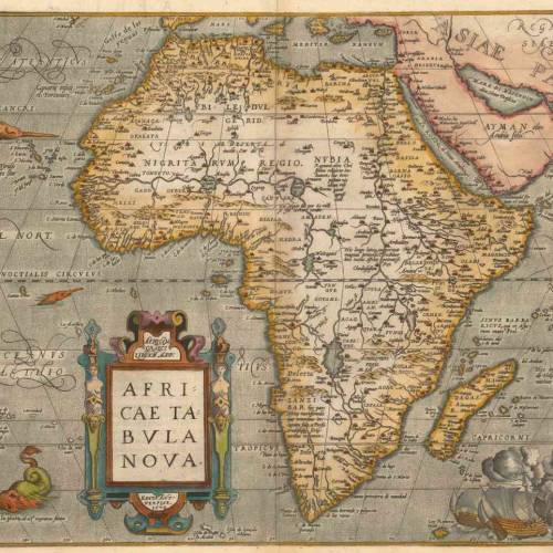 Cartografia dell' Africa