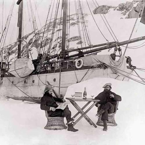 La scoperta dell' Antartide
