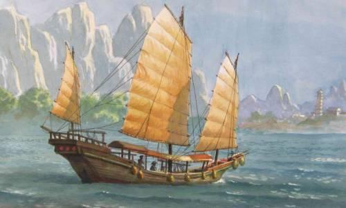 La Cina sui mari