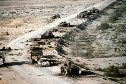 Iraq guerra DesertS torm1991