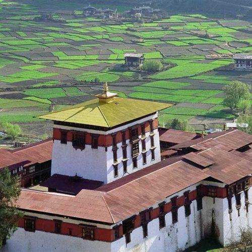 Bhutan nel Regno del Drago