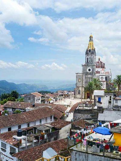 La Nuova Spagna: Messico coloniale