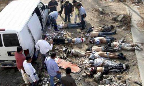 Narcotraffico in Messico: un impero di violenza