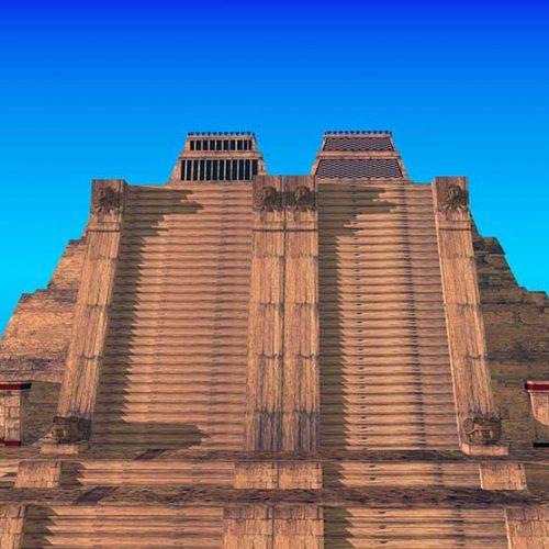 Tra i resti del mondo azteco