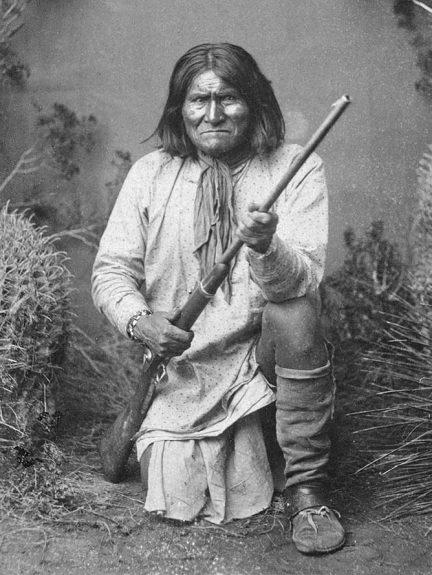 geronimo leggenda guerriero apache