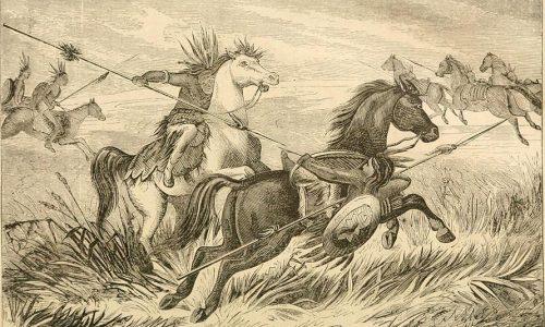Comanche i Signori delle Praterie