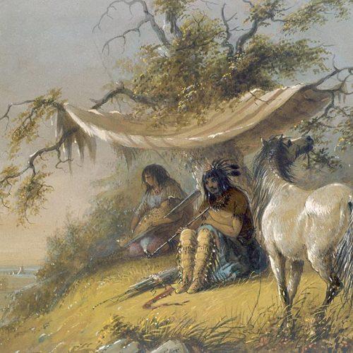 Gli indiani delle pianure centrali