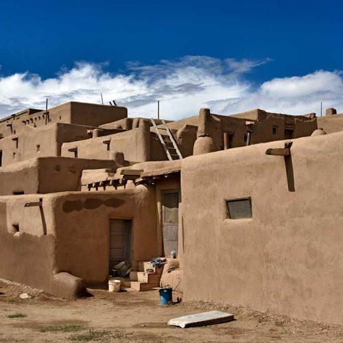 Pueblo. Indiani del sud ovest