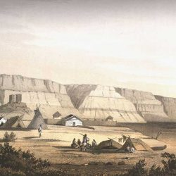 La lunga marcia dei Nèz Percè
