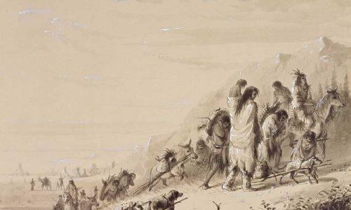 I Pawnee e Wichita delle pianure