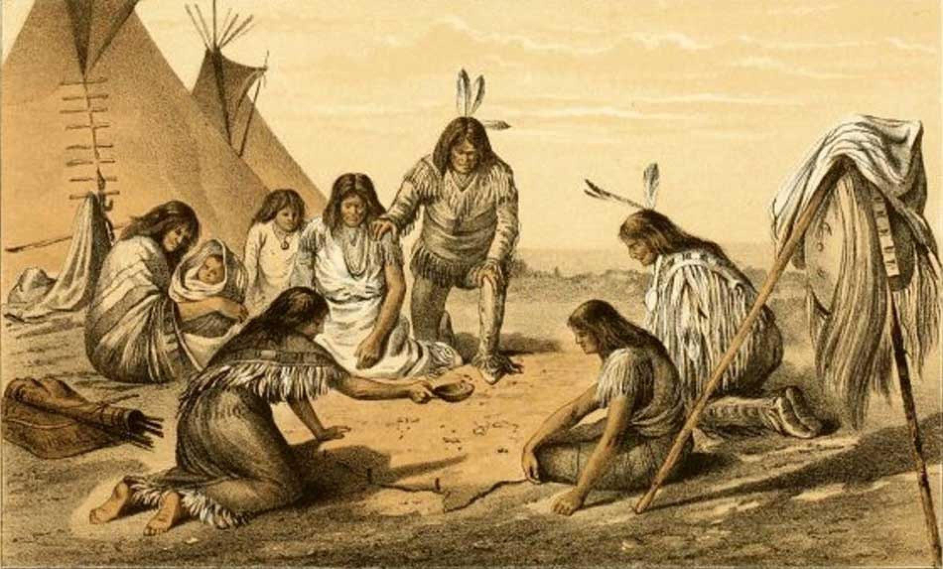 Gli indiani della California