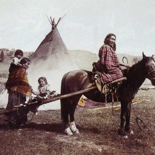 Indiani Cheyenne