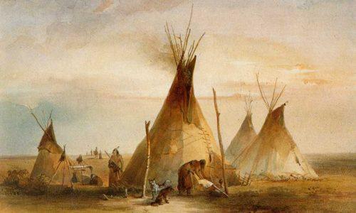 Indiani Sioux: la grande nazione