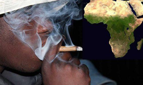 Le vie della droga africane