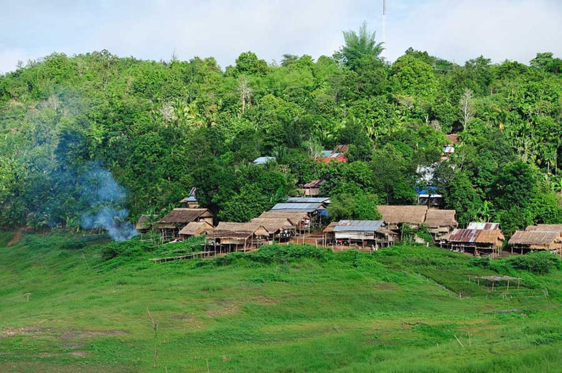 Il nord est thailandese e l'Isan