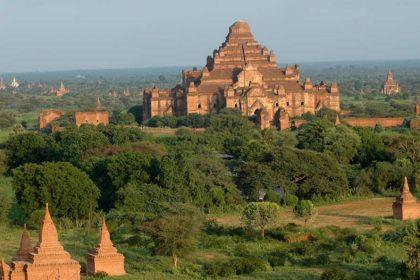 Pagan, culla della cultura birmana