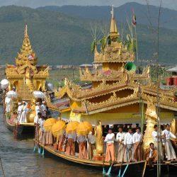 Il lago Inle e le pagode dello Shan