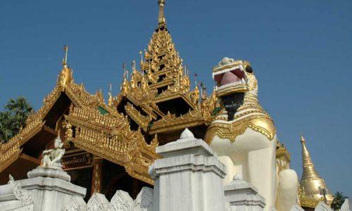 Mandalay e le quattro capitali