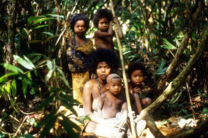 Orang Asli del Taman Negara