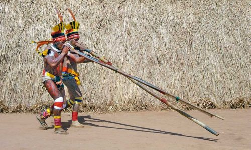 I popoli del Xingu brasiliano