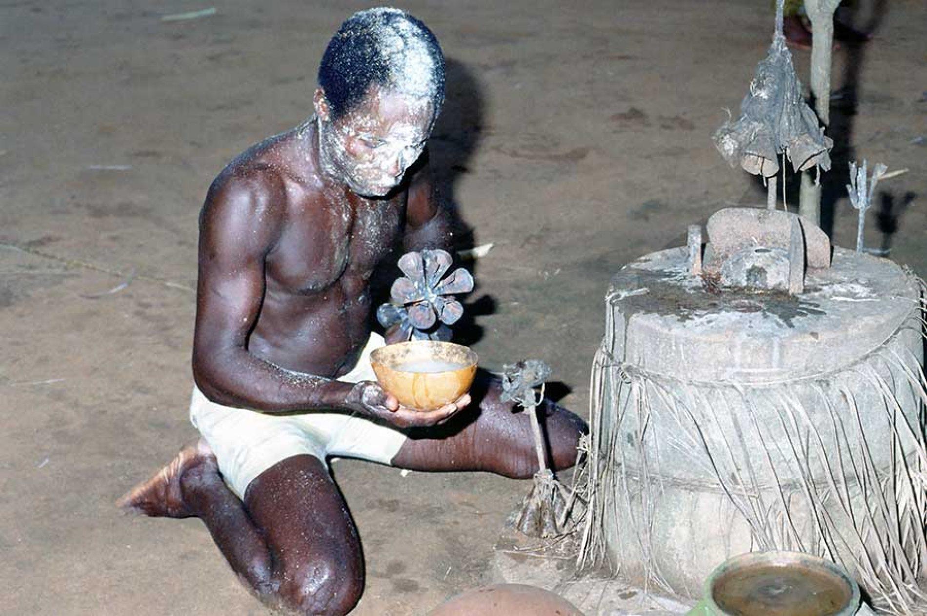 Vodou haitiano