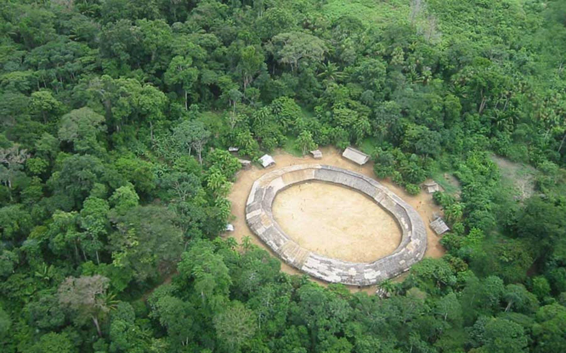 Indios Yanomami dell'Orinoco