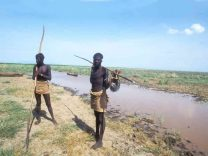 Kenya Popolazione Turkana 2