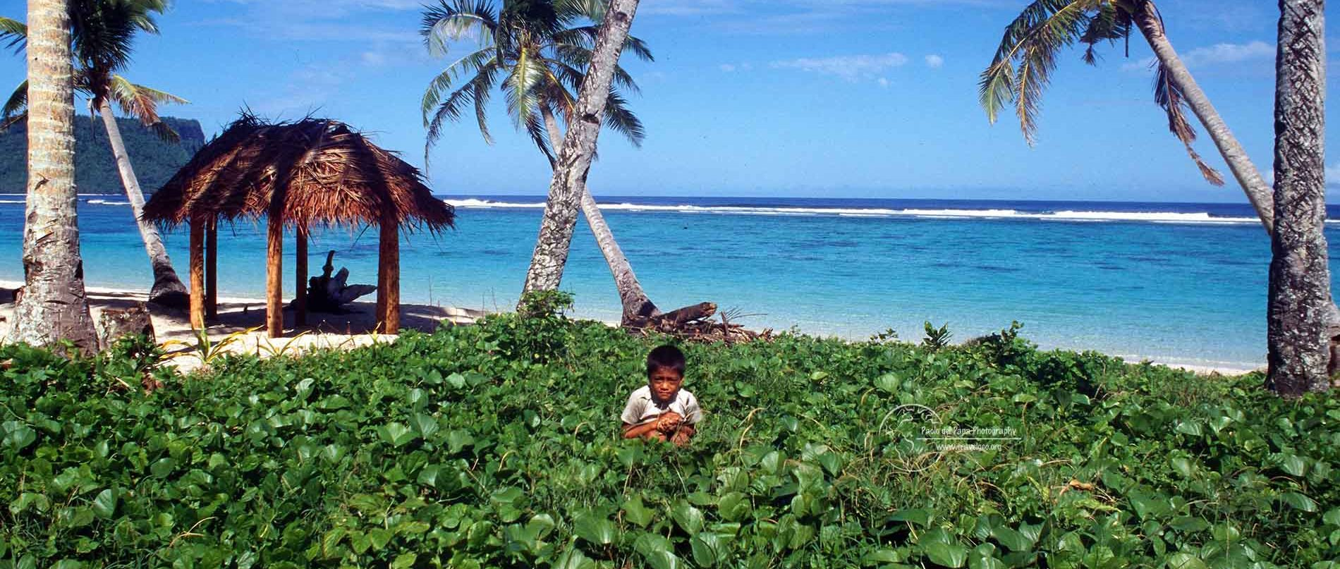 Photo of Samoa e Tonga