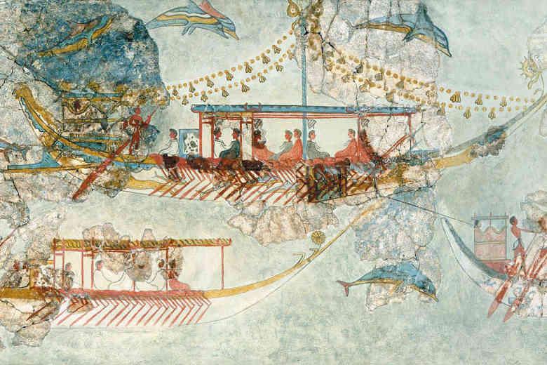 Annone Spedizione dipinto romano