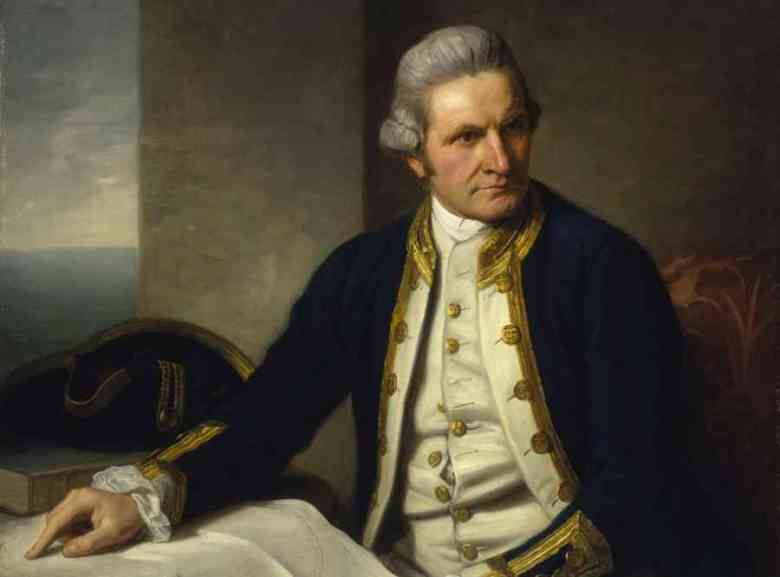 james cook esploratore